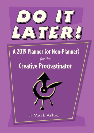 Planner for the Creative Procrastinator